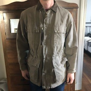 Vintage Men's Carhartt Jacket